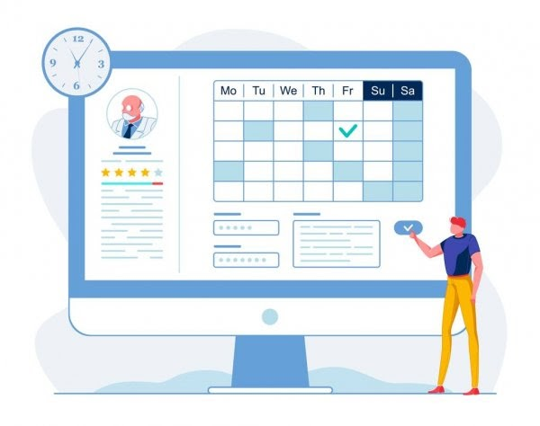 Appointment scheduling made simple