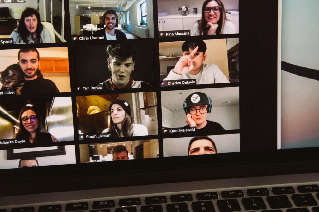 Remote meetings on Zoom